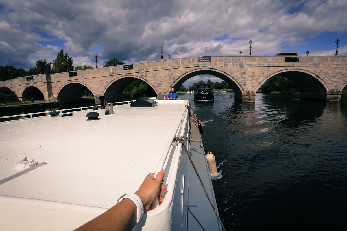 Never-ending boativations